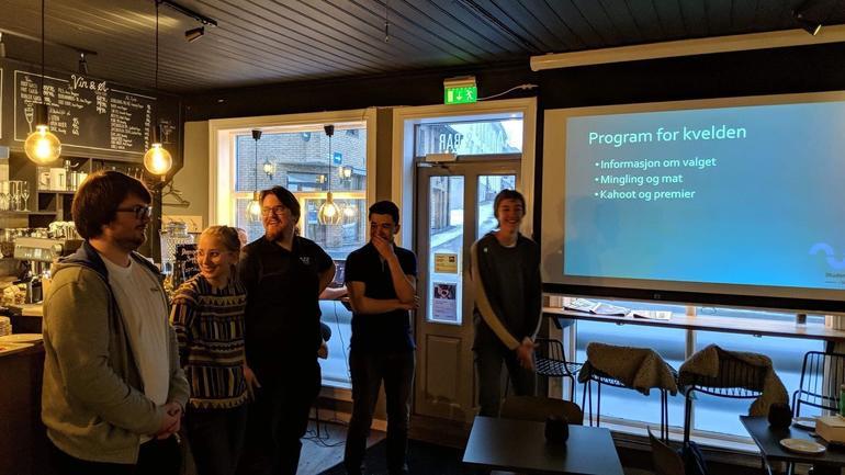 Campusstyret i Kongsberg på ÅTTE