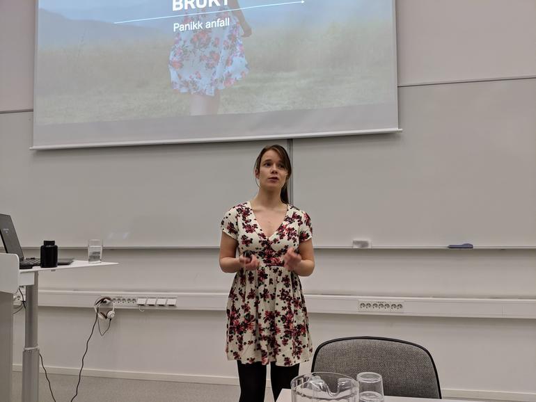 Ingrid Bruun i Kongsberg