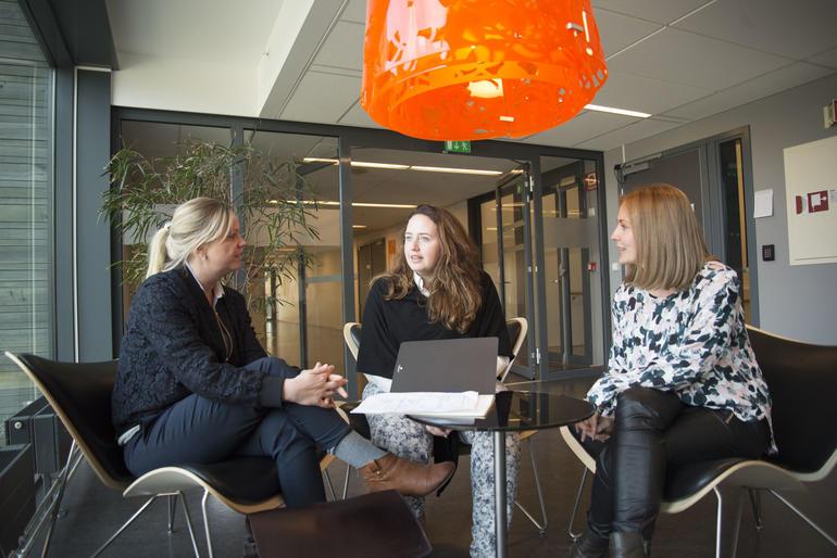 Kulltillitsvalgte møter med undervisere og andre tillitsvalgte for å gjøre USN til et enda bedre sted og være student
