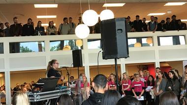 Campusleder i Porsgrunn Josefine Lamø