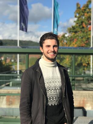 Campusleder Kristian Alexander Hepworth